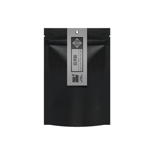 Paul und Bohne Single Origin Peru SHG EP